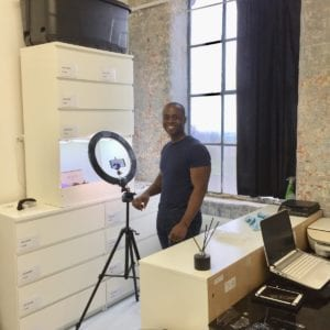 Jahmico Rogers and his company Uniquesight Eyewear goes from strength to strength