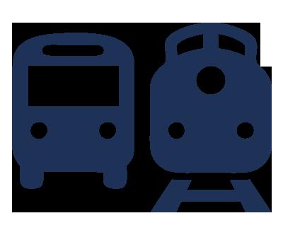 Fantastic transport links