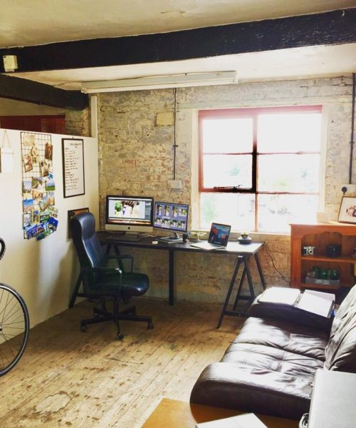 one person office space st anns