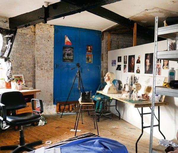Should I Rent an Artist Studio?
