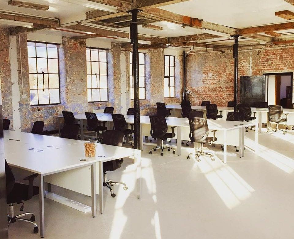 How a New Office Space can Benefit your Businesses Productivity