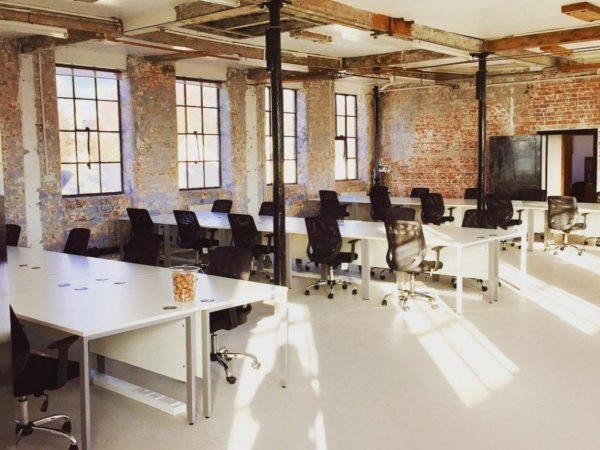 Exposed Brick Office Harworth and Bircotes